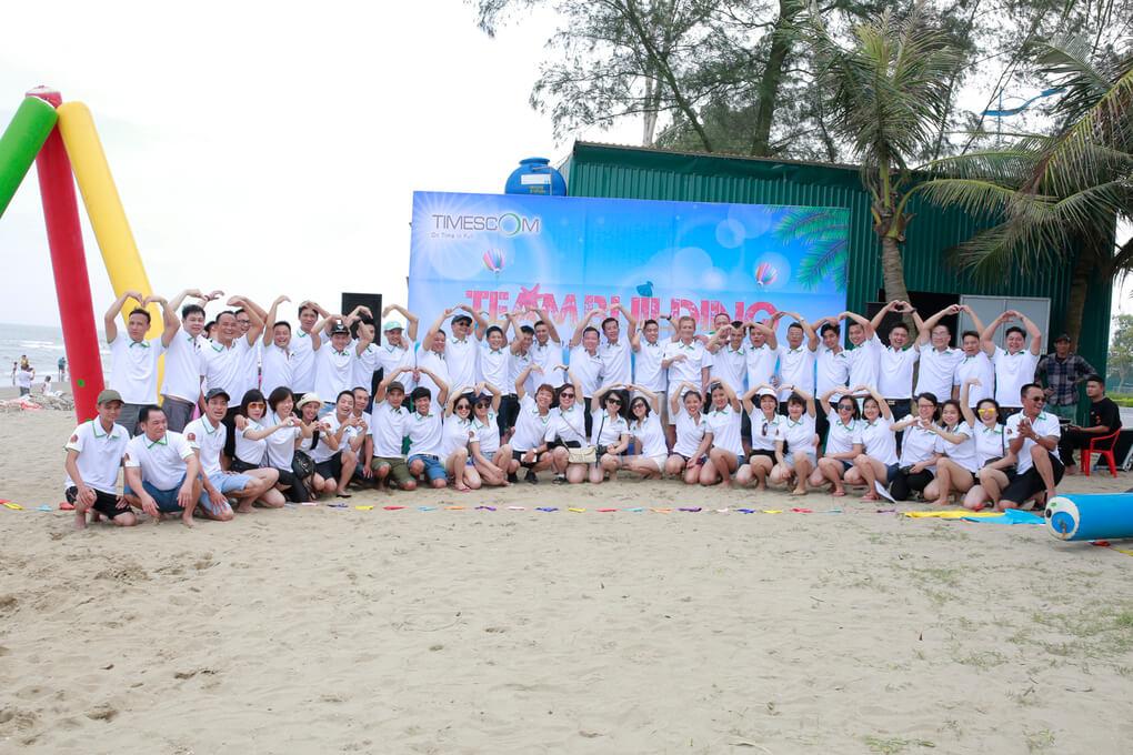 TIMESCOM GROUP kỷ niệm 5 năm ngày thành lập